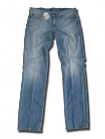 "7 for all mankind  Jeans ""Straight Leg"" blau"