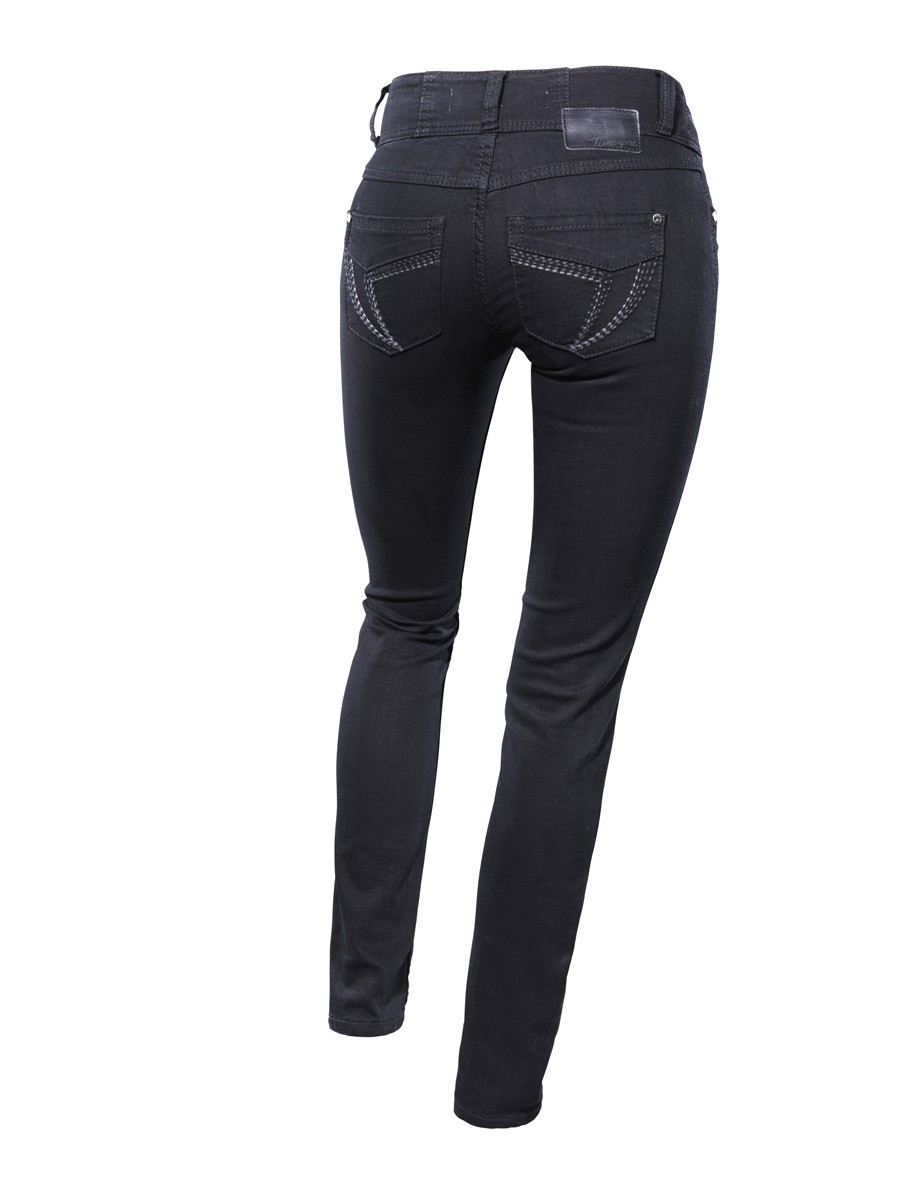 Timezone Jeans Bella Body Slim 16-5244-999 Slim Fit black