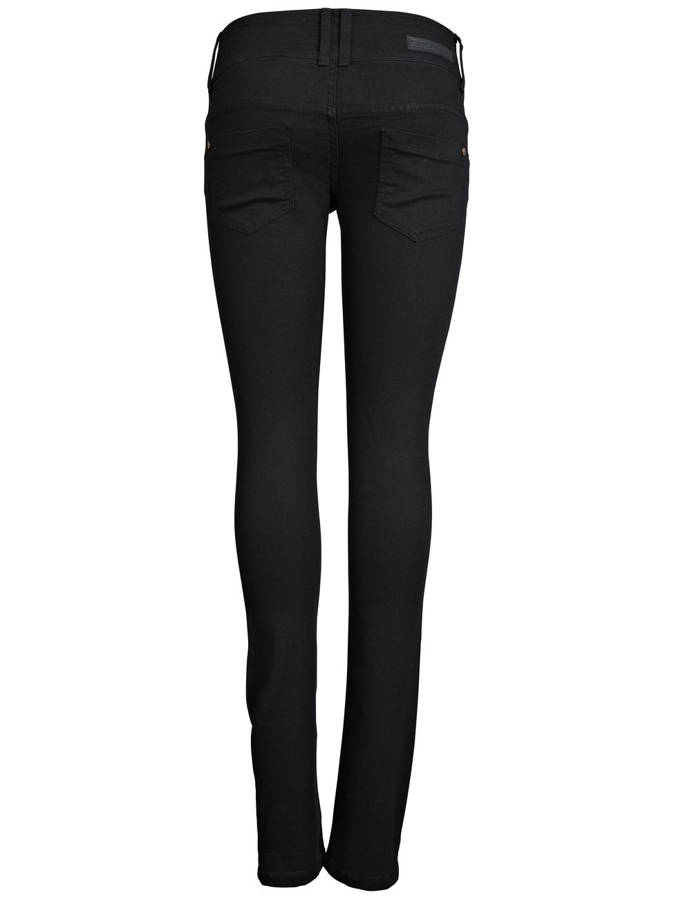 Only-Jeans-SLIM-LOW-ANEMONE-Slim-Fit-Low-Waist-black-neu