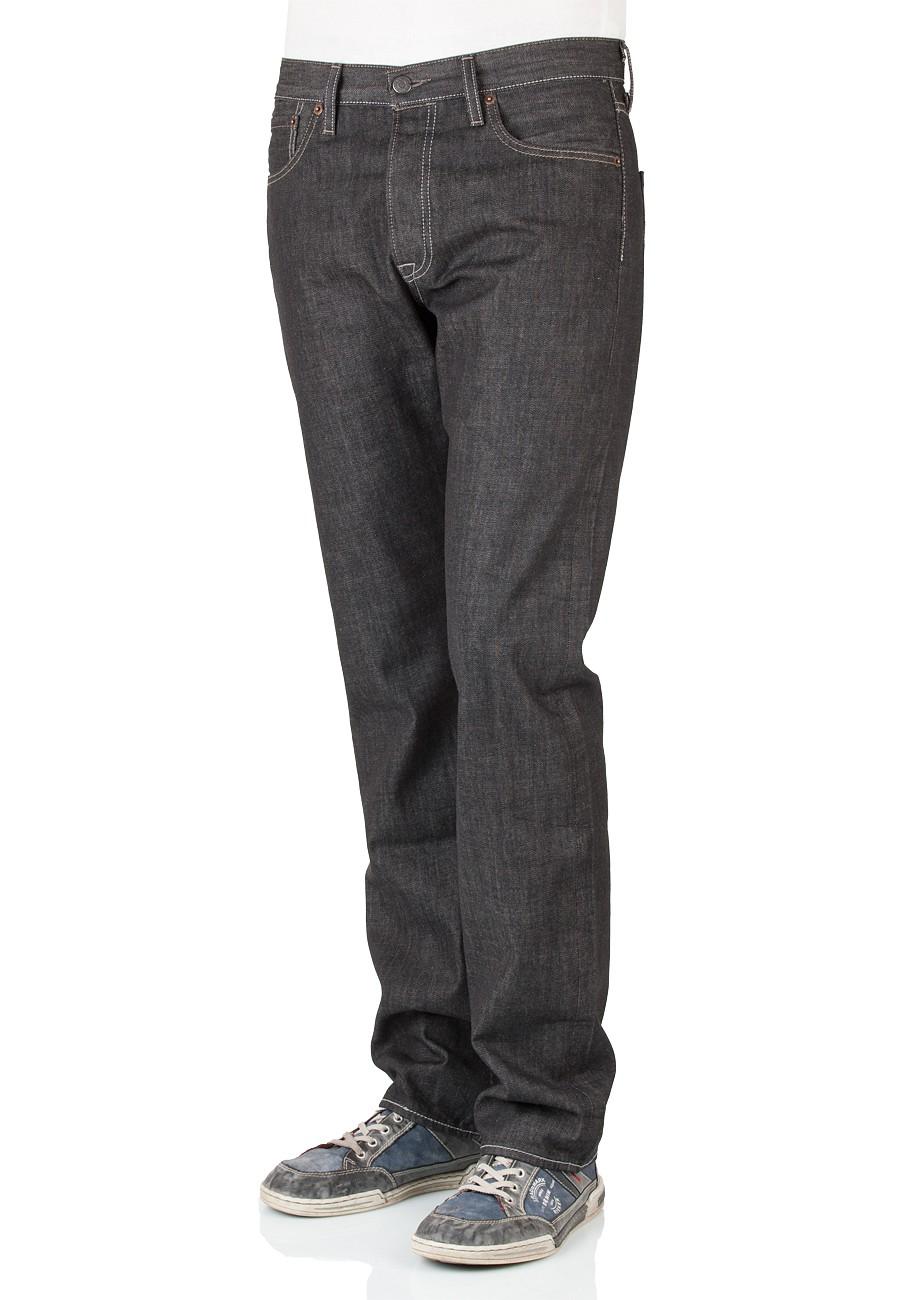 Levis-501-Jeans-Original-Fit-verschiedene-Waschungen-neu